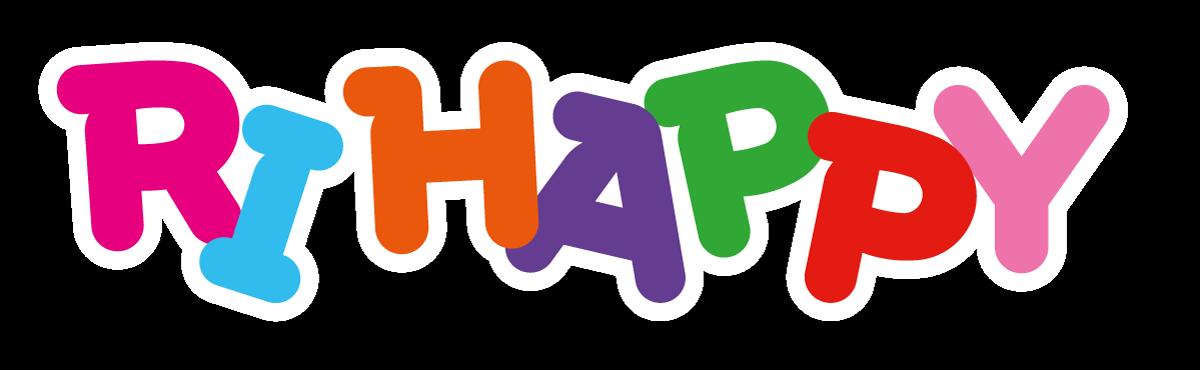 Logo rihappy 2d